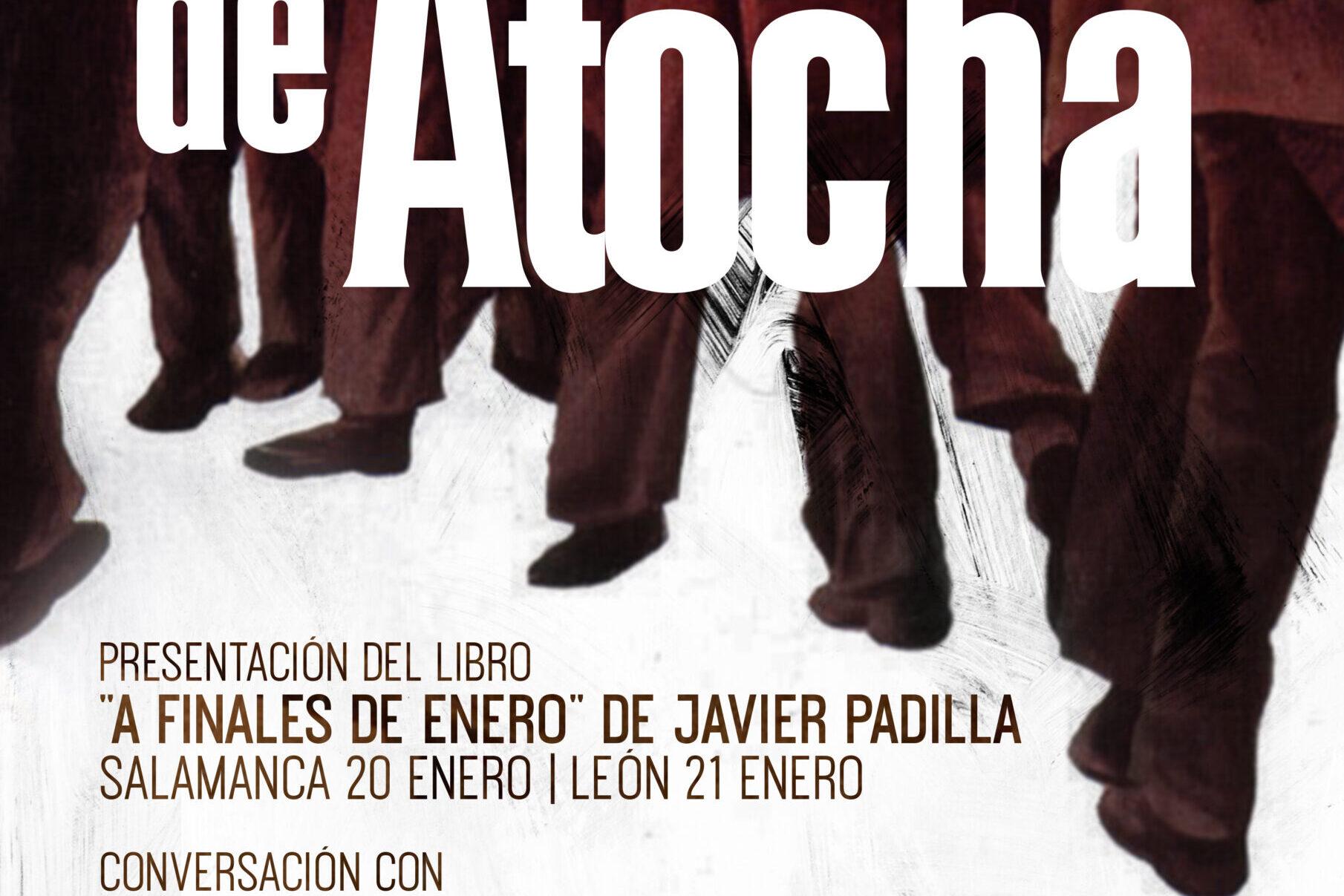 En 2020 celebramos la segunda edición de Memorias de Atocha