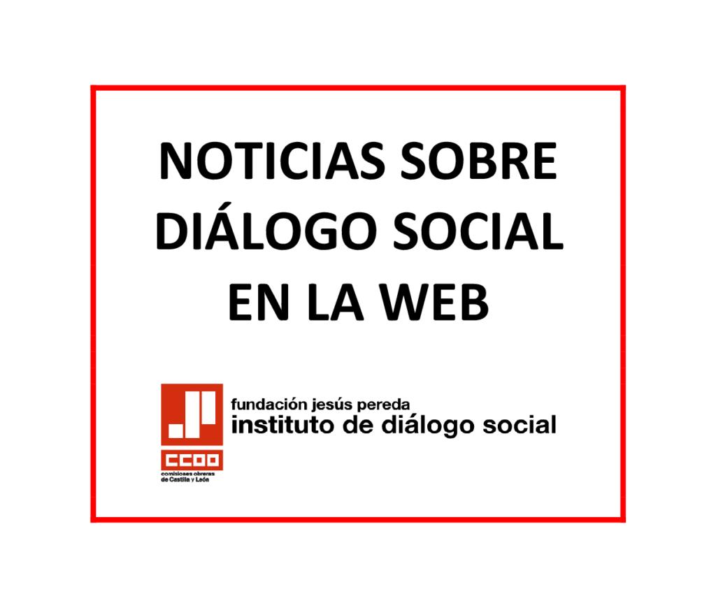 Seguimiento de noticias sobre Diálogo Social en la web (del 1 al 15 agosto de 2020)