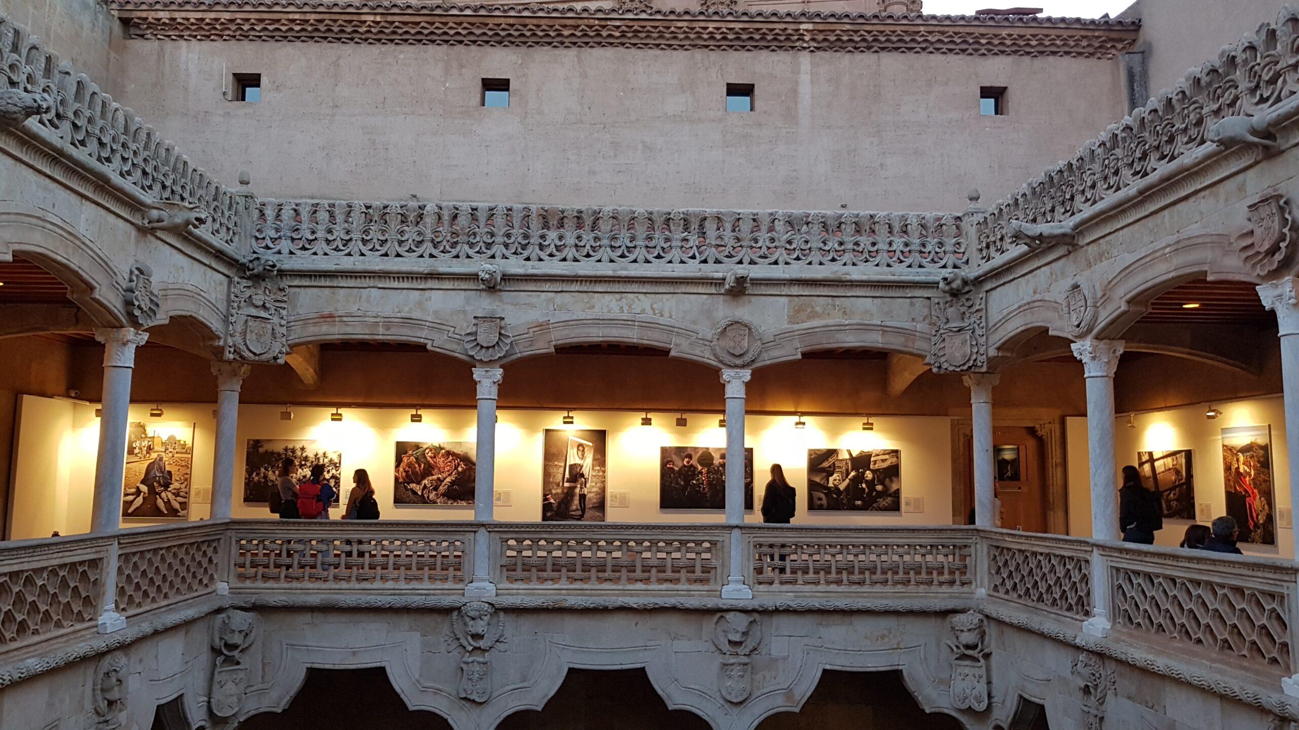 La exposición Mujeres en conflicto llega a Salamanca acompañada de una conferencia de la periodista Olga Rodríguez