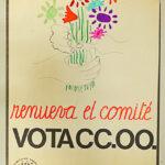 Renueva el Comité: Vota CC.OO.