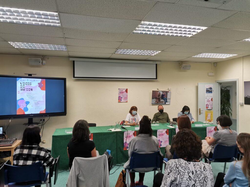 Colaboración con la V Edición de Voces de Mujer que organiza Dialogasex en Valladolid